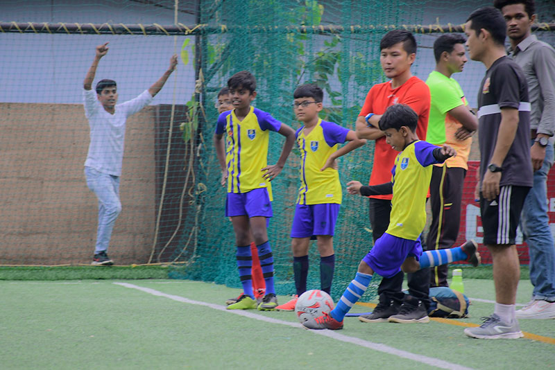 Gokulam Football School