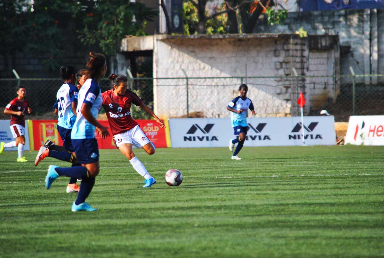 Sabitra Bhandari brace inspires Gokulam Kerala to Hero IWL final