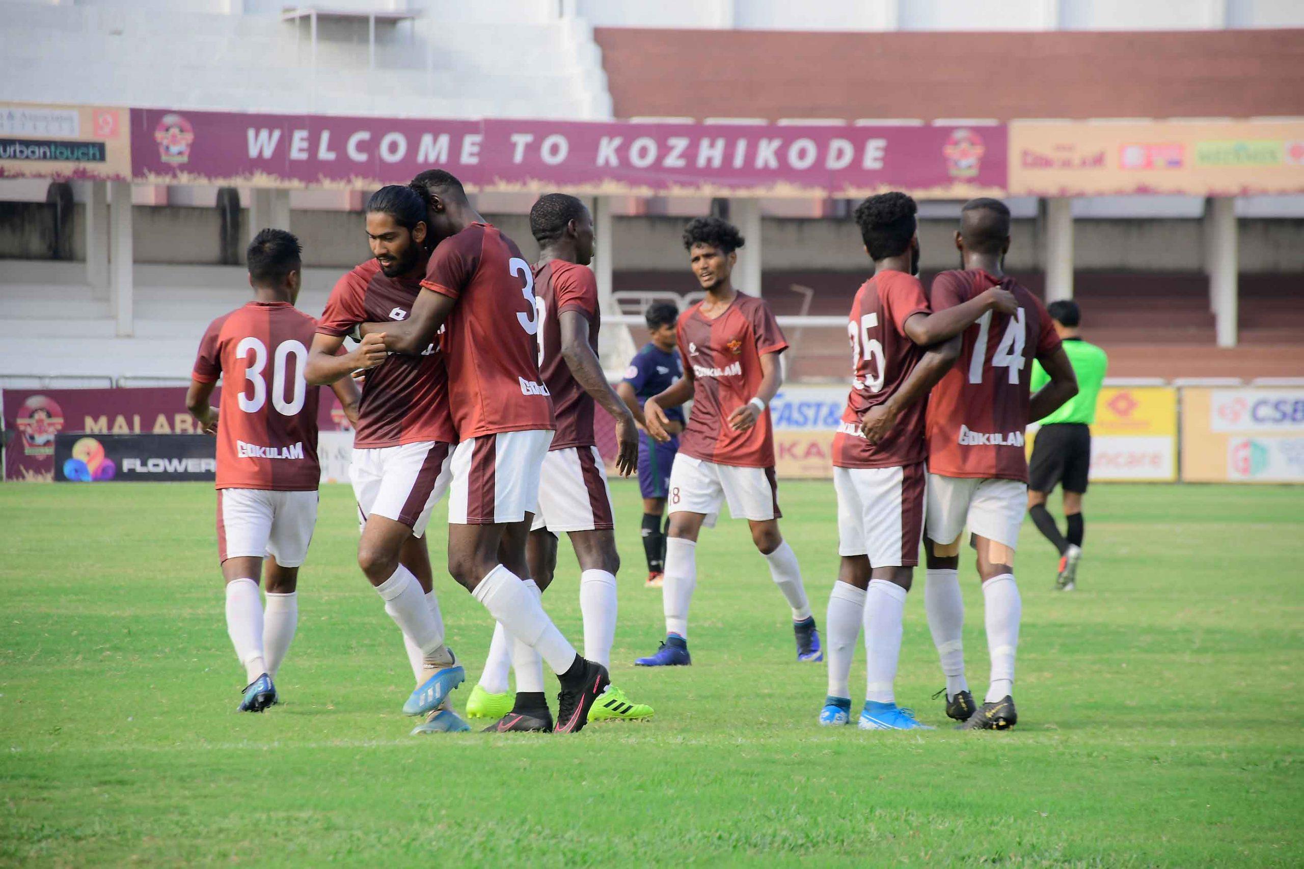 Gokulam Kerala FC blank Kerala Police, enter the final of KPL