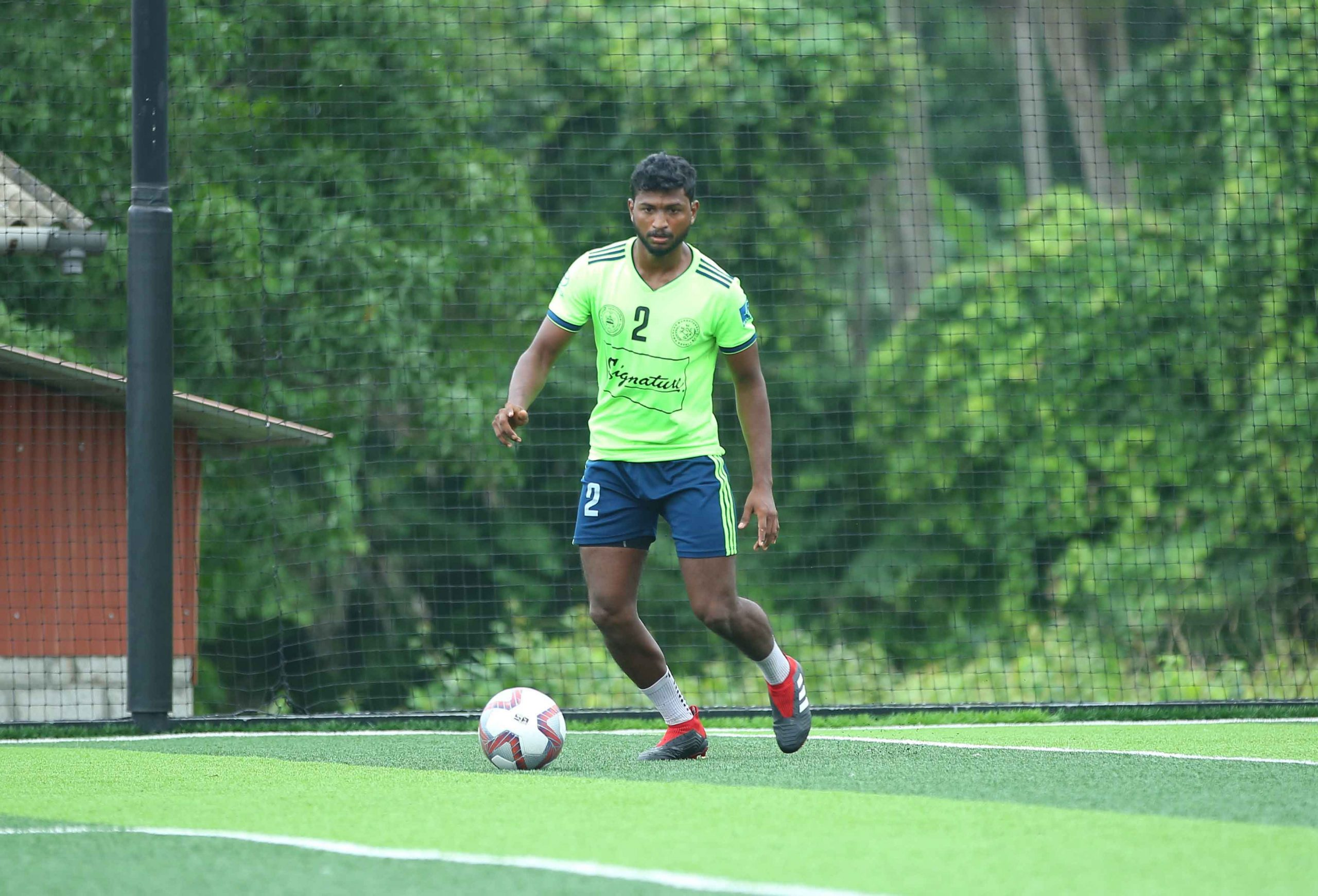 Watching Gokulam lifting Durand Cup gave me goosebumps: Muhammed Asif