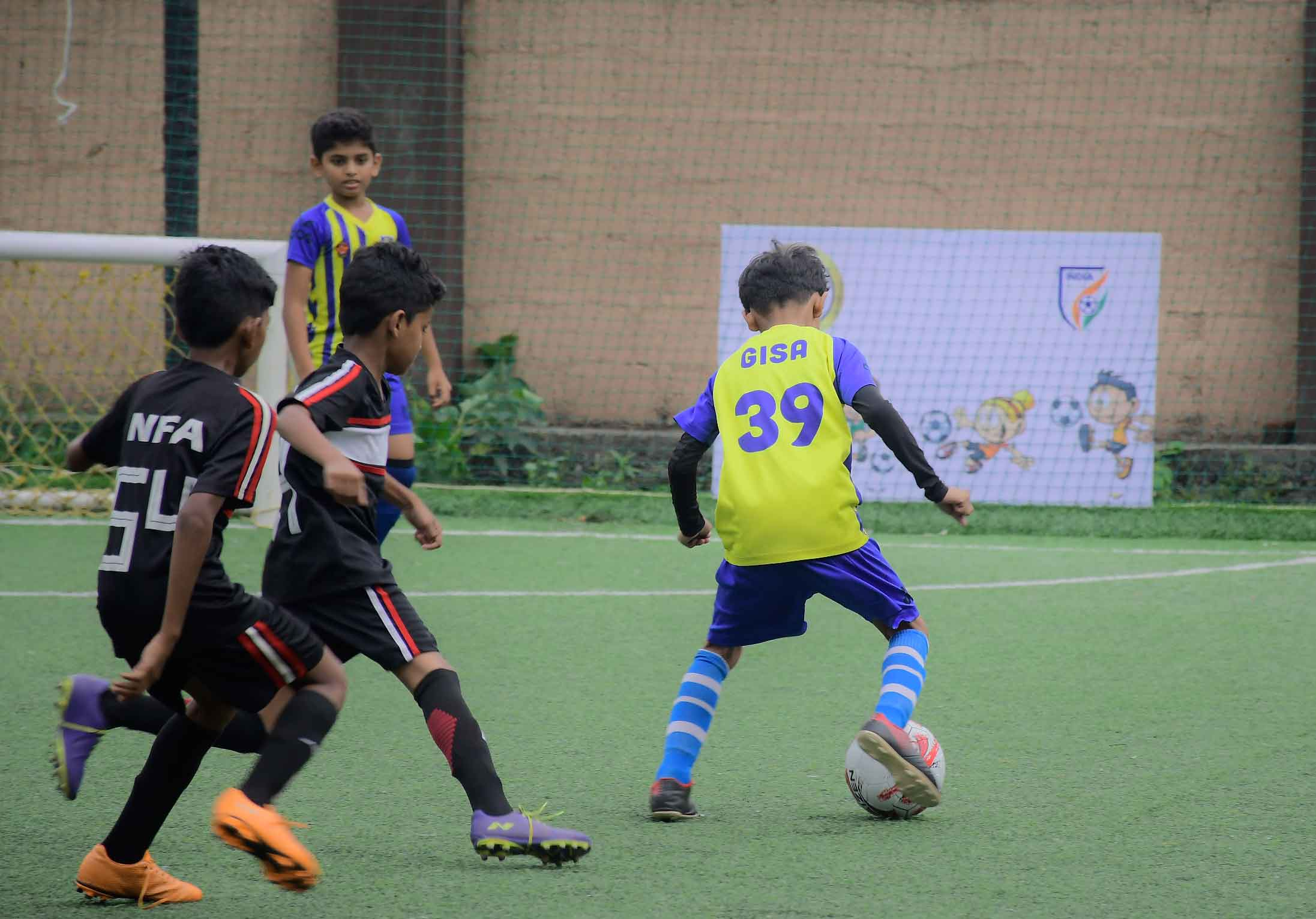 GKFC conclude Baby League
