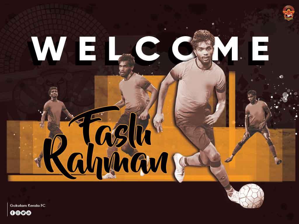 Faslu Rahman – the winger who likes to score goals