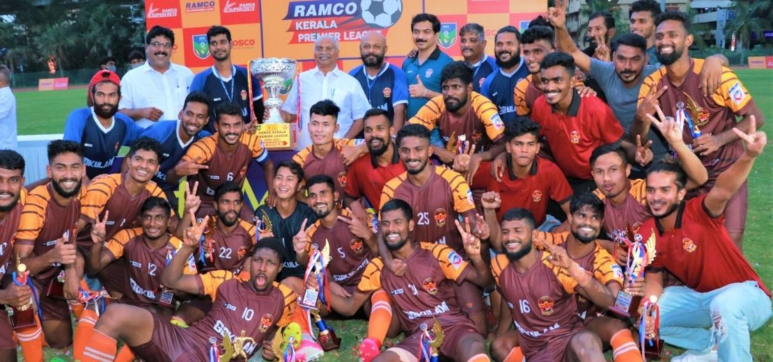 GKFC win Kerala Premier League, completes title double